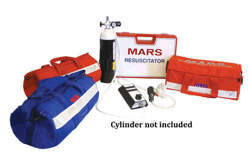 GCE Sabre MARS Resuscitator Industrial kit - Adult Only