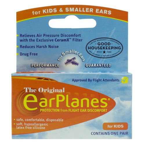Cirrus Healthcare EarPlanes for Kids - 1 Pair