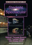 Starlight Spectacular, National Tramway Museum, Crich Tramway Village