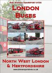 London Buses, North West London And Hertfordshire