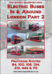 Electric Buses In & Around London Part 2