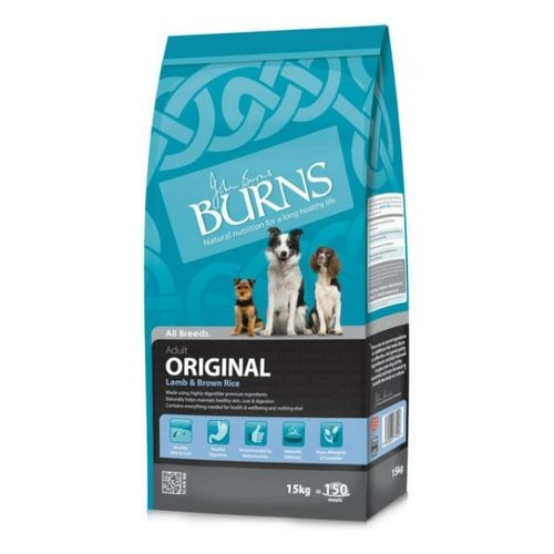 Burns Adult Original Lamb & Brown Rice 15kg
