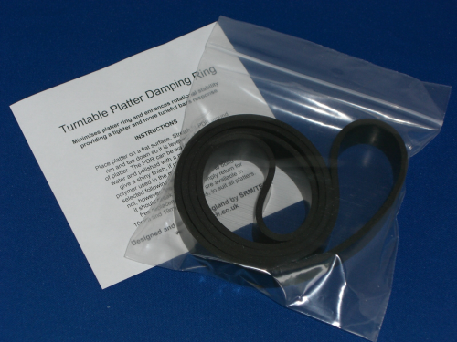 Platter Damping Ring (20mm)