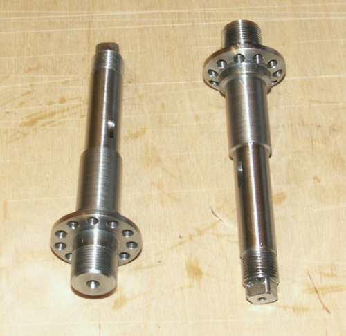 SOHC Model 30/40 Camshaft