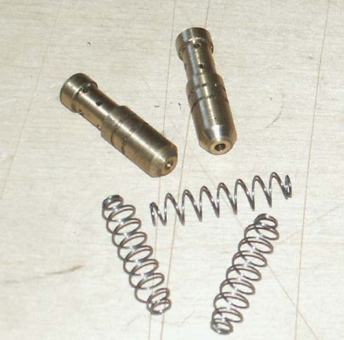 SOHC Big End Oil Feed Plunger Spring
