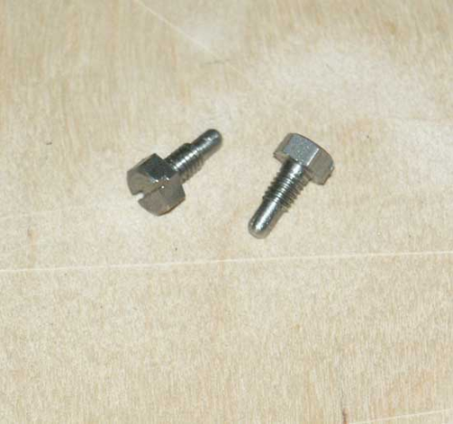 BTH Safety Gap Screws