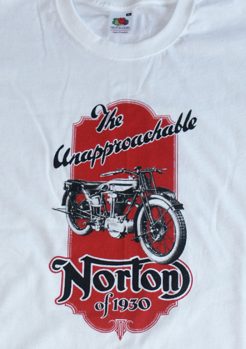 The Unapproachable Norton of 1930 T-Shirt