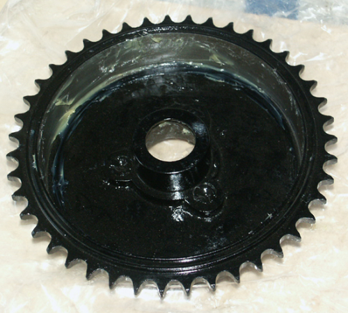 Rear Hub/Sprocket for Rigid Frame Models