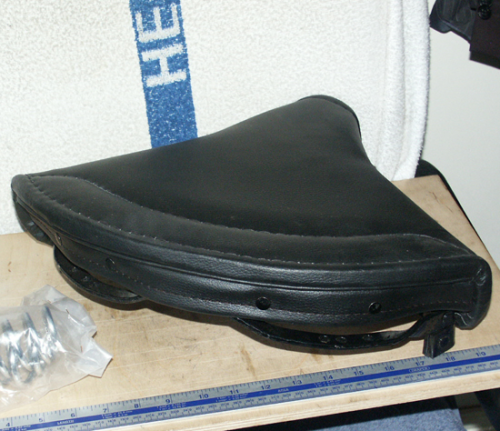 Medium Saddle With Springs