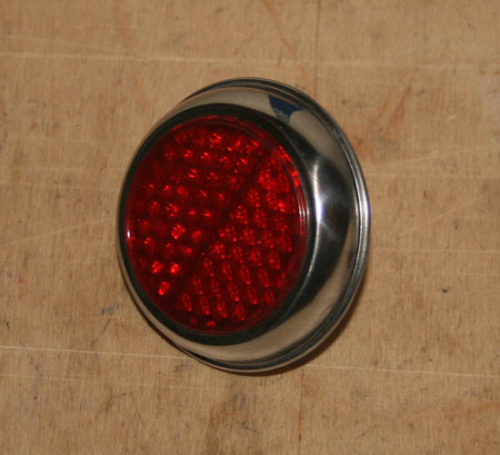 Red Rear Reflector