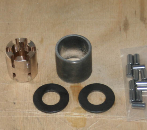 SOHC Cam Rocker Outer Bearing Set