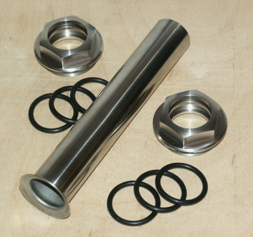 500cc Vertical Coupling Tube Set