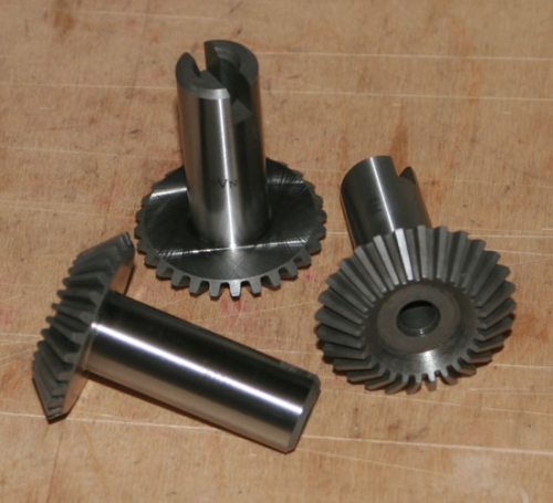 SOHC Lower Vertical Shaft Bevel Gear