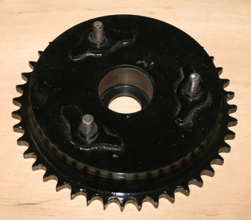 Rear Hub/Sprocket for Full Width Norton Hubs