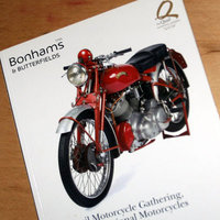 4.b Bonhams Motoring Auction Catalogs
