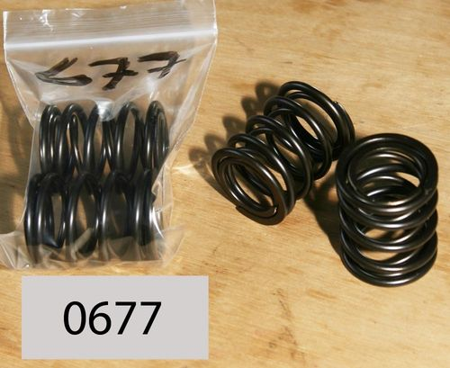 OHV (ES2/Mod18) and SOHC CS1 Coil Valve Springs - Set of 4 Springs