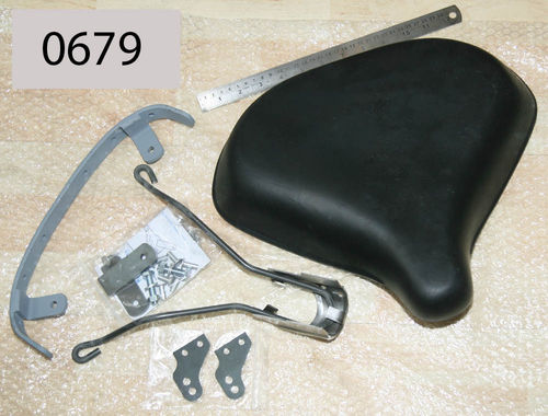 Competition Rubber Saddle Kit - Dunlop 1930's Type Saddle