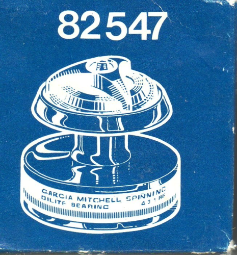 82547 Mitchell 900/901 Spool