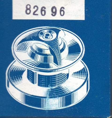 Mitchell 306, 307, 406,407 Spool