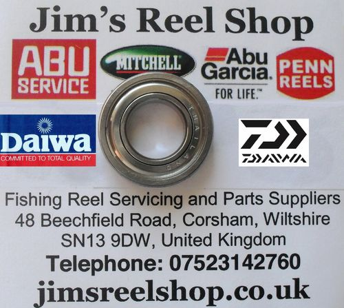 10x20x5 STAINLESS STEEL SHIELDED BALL BEARING's