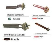 Water Heating Elements for Coffee Machines