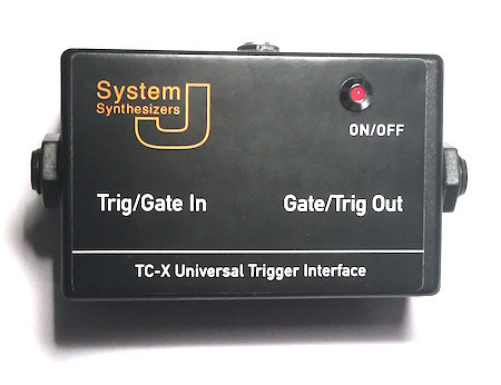 TC-X Universal Trigger Interface