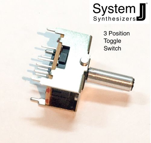 3 Position Toggle Switch Generic Replacement