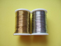 Brass Wire - 28 gauge