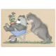 House Mouse Gruffies Rubber Stamps