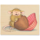 All New House Mouse Rubber Stamps