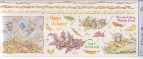 House Mouse Festive Fall