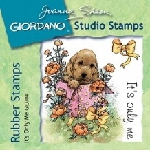 Giordano Rubber Stamps - It's Only Me