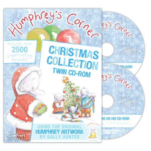 Humphrey's Corner Crafting Collection Christmas CD-ROM