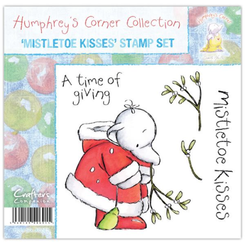 Humphrey's Corner Christmas - Mistletoe Kisses Stamp Set