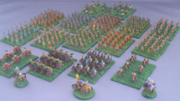 Early Imperial Roman Army Pack Western Army with Sarmatians