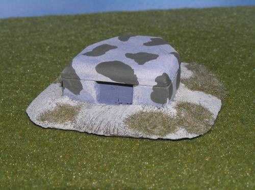 6mm WWII H669 Bunker