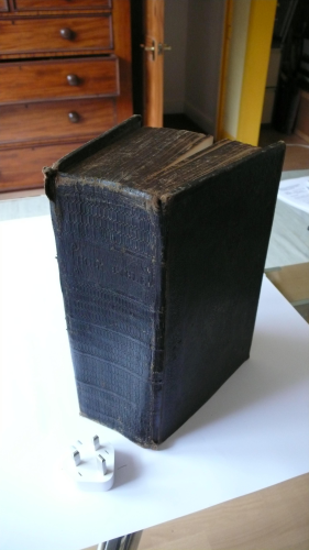 Hall, Tomlinson, Oxley bible