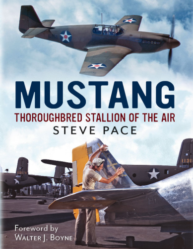 Mustang - Thoroughbred Stallion of the Air