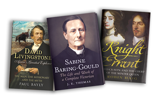 Royal Biographies from Fonthill Media