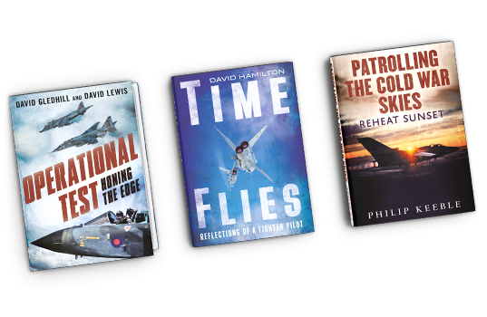 New Aviation Books