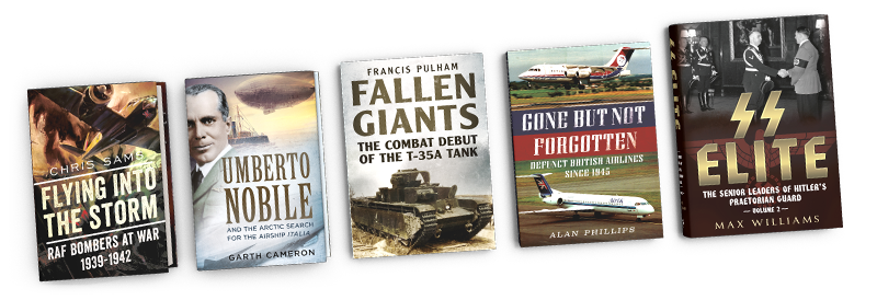 New books from Fonthill Media