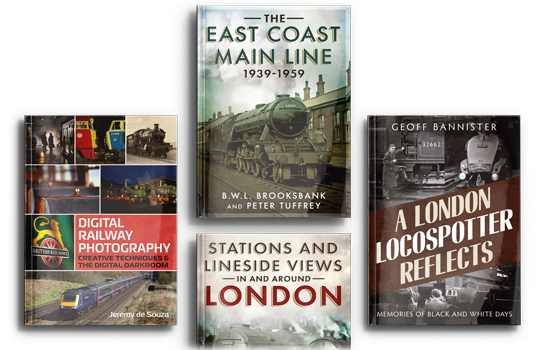 New Railway Books