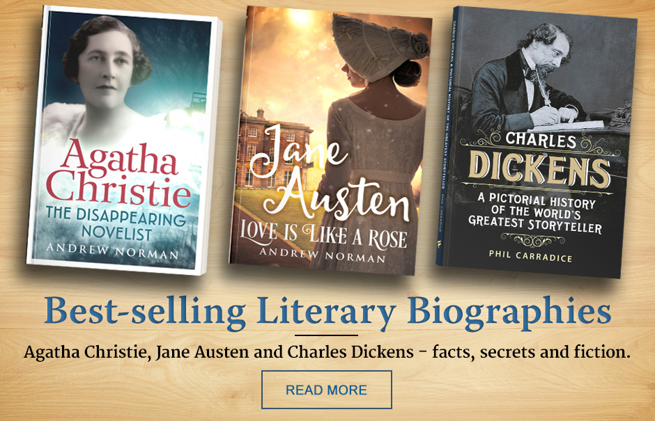 Fonthill Media - Best-selling Literary Biographies