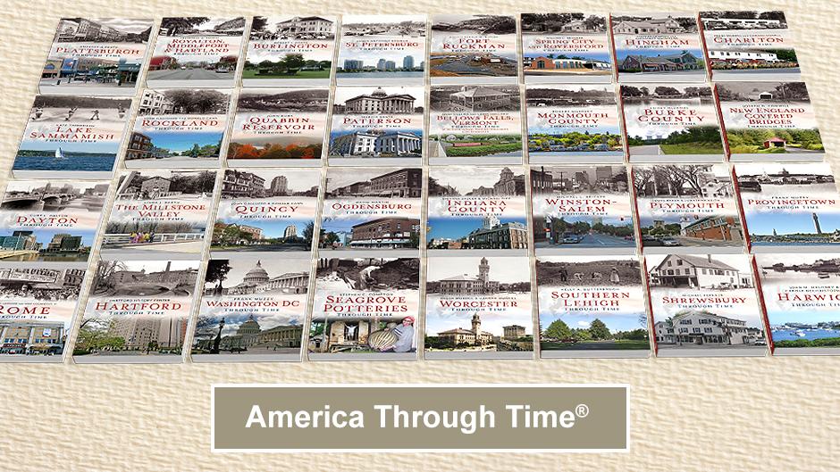 America Through Time - view books