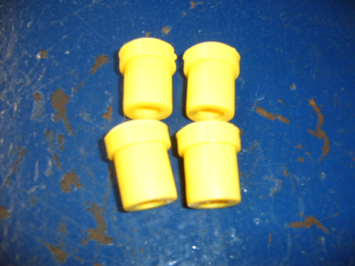 Escort Mk2 shackle polyurethane bushes