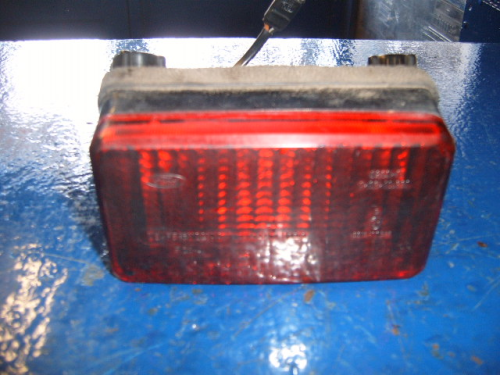 Fiesta Mk2 XR2 rear fog light