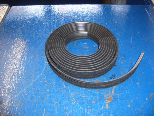 Escort Mk2 door window channel seal