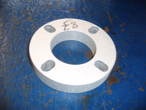 Escort Mk1, Mk2 wheel spacer 25mm
