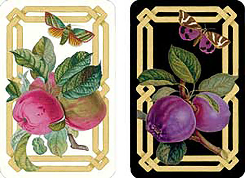 Playing Cards - Decoupage Garden
