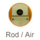 Rod / Air Thermostats